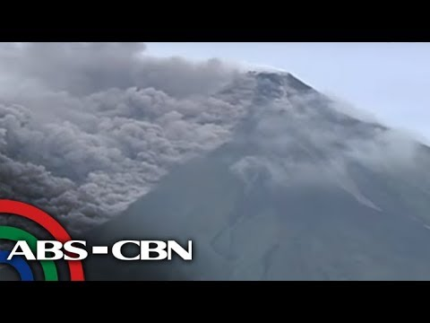 Albay under state of calamity amid threat of Mayon's hazardous eruption