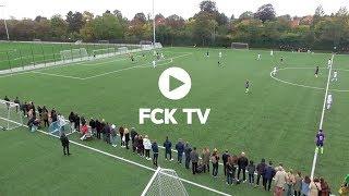 U19-Highlights: FCK 2-0 FCM