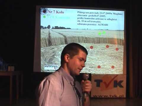 X UFO Forum - Prezentacja Adama Piekuta