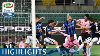 Video Gol Pertandingan Palermo vs Atalanta