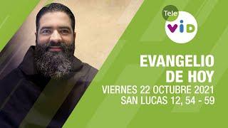 El evangelio de hoy, Viernes 22 de Octubre de 2021 📖 Lectio Divina - Tele VID