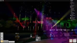 Zagrajmy w Roblox #68-Ostatni wystep-Universal Studios Roblox Theme Park