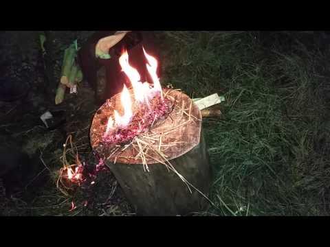 Flint & Steel Fire Using File & BHK Scout