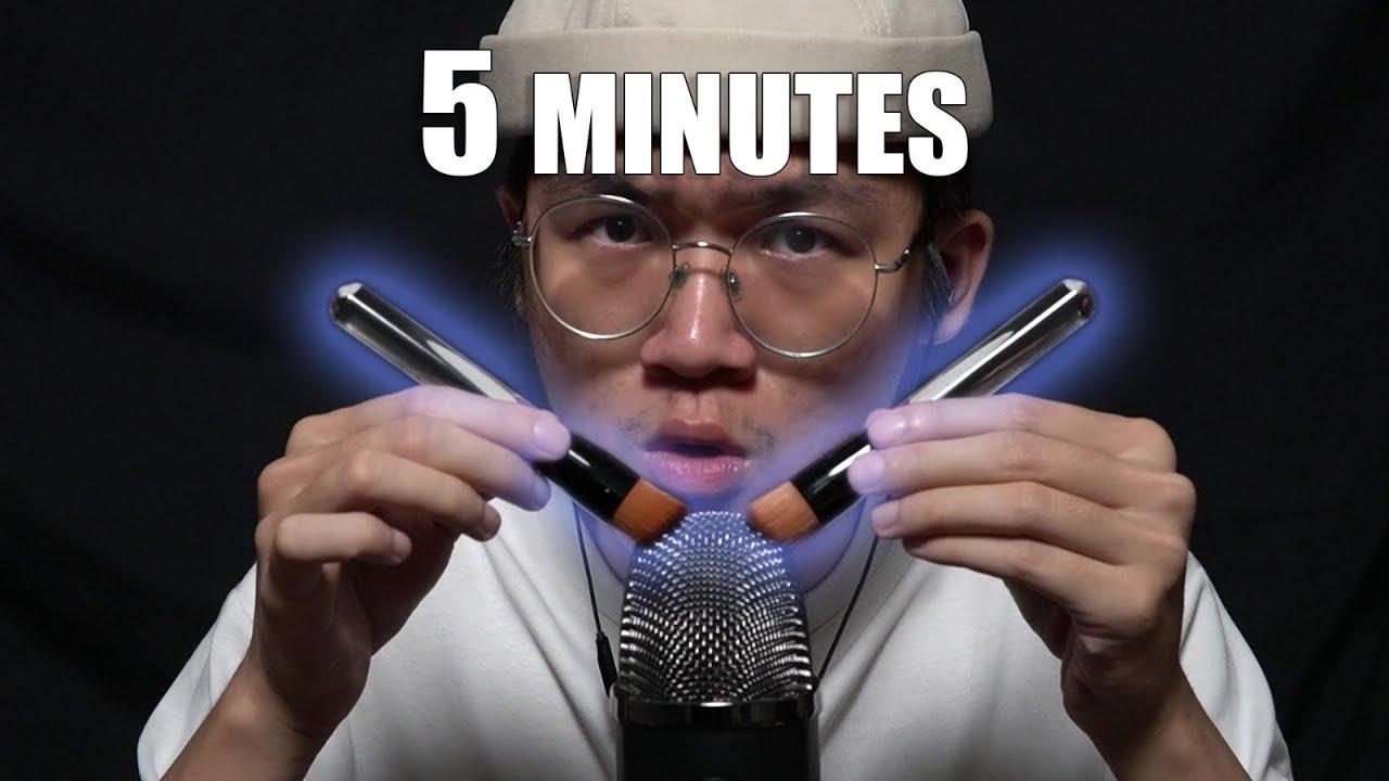 ASMR you will FALL ASLEEP in 5 minutes