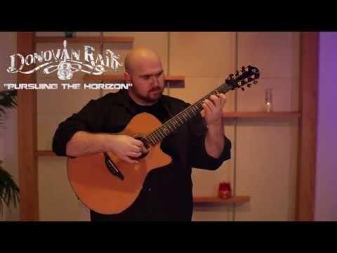 "Donovan Raitt - ""Pursuing the Horizon"" Solo Guitar"