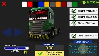 Tutorial Membuat Skin Heavy Truck Simulator Android Game