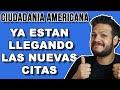 CIUDADANIA AMERICANA 2020  USCIS COMENZO A MANDAR LAS CITAS PARA LA ENTREVISTA