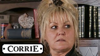 Sinead Tells Her Family Her Cancer Is Terminal | Coronation Street