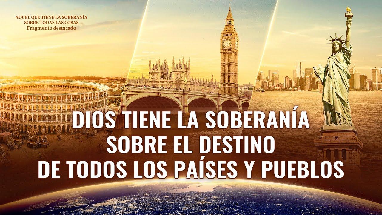 Escena de documental   Dios tiene la soberanía sobre el destino de todos los países y pueblos