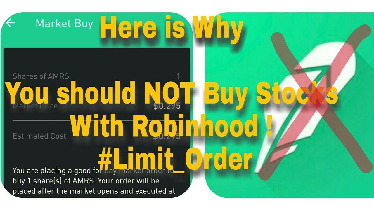 Here S Why You Should Not Buy Stocks With Robinhood App Live Trade