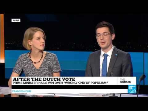 Why do the French youth vote far right, while Dutch youth vote left?