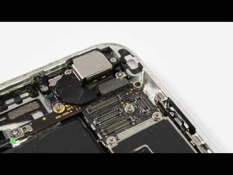 Ремонт полифонического динамика в IPhone 6
