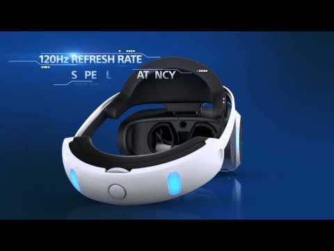 The retail PlayStation VR's processing box is about the size of a Wii
