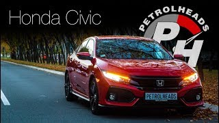 Testirali smo Honda Civic 1.5 turbo / Review Test Drive