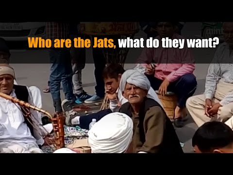 Who are the Jats, what do they want?