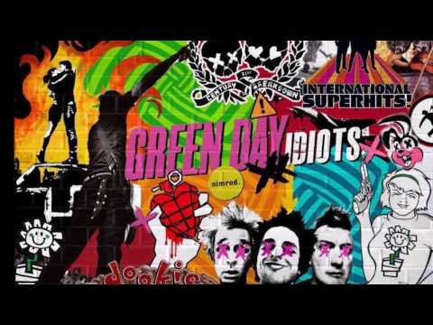 My Top 20 Green Day Songs (21.01.2017)