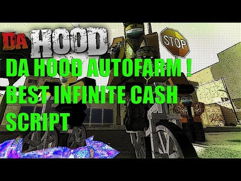 ROBLOX DA HOOD INFINITE CASH ! BEST HACK EXPLOIT SCRIPT ! 1 MILLION DAILY !