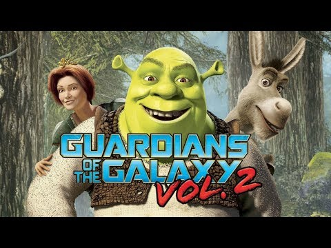 Shrek | (Guardians Of The Galaxy Vol. 2 Intro Style)
