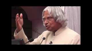 Kristu Jayanti College, Vichaarmanthan 2011 - Dr. APJ Abdul Kalam, Former President