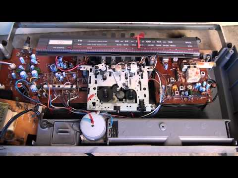 2000 Volt Radio
