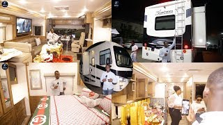 Exclusive Tour Into Rev Obofour's Gh680,000 Luxurious 'Bus House' With Kitchen, Bed, Hall & More