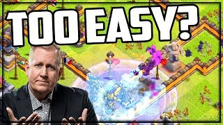 TOO Easy to DESTROY ANY Base?! Clash of Clans Town Hall 12 Strategy