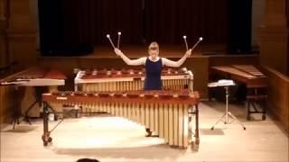 Marianna Bednarska performs 'Merlin' by Andrew Thomas (II Movement)