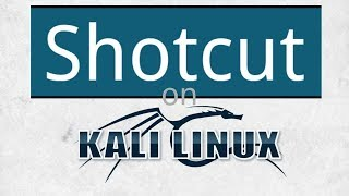 How to install Shotcut video editor with Terminal on Kali Linux