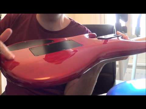 Ibanez JS100 Joe Satriani Signature review