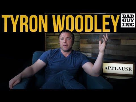 Tyron Woodley's Next Move…