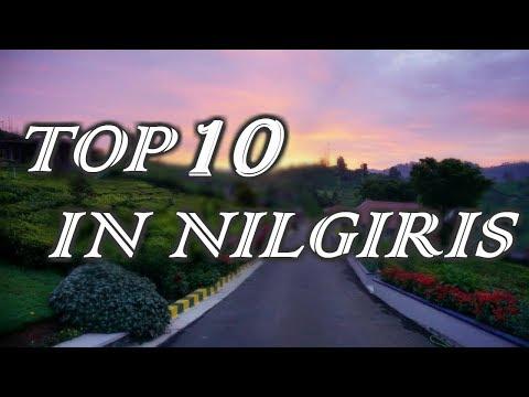 Top 10 Tourist Places In  Nilgiris District  | Ooty - TamilNadu