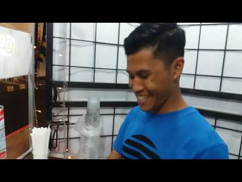 Pembuat Thai Tea Delivery Viral …buat dengan hati… jos gandos :)