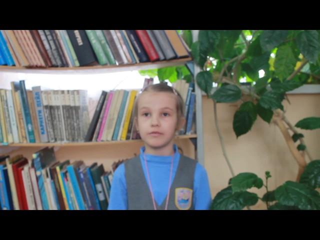 Изображение предпросмотра прочтения – ОляТишкова читает произведение «22 июня» Е.А.Груданова