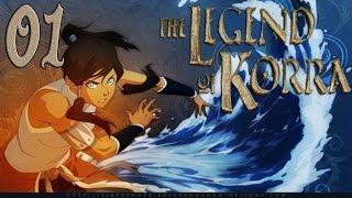 The Legend of Korra - Gameplay - Part 1 - Walkthrough Playthrough Let
