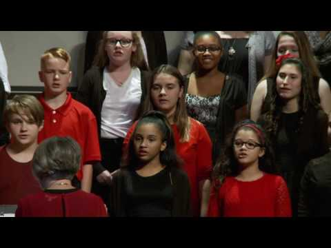 The Northwood Middle School Band and Choir Concert 2016