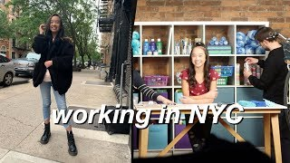 Working with Nickelodeon & Abercrombie in New York! | Nicole Laeno