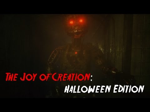 The Joy of Creation: Halloween Edition - Cat & Mouse