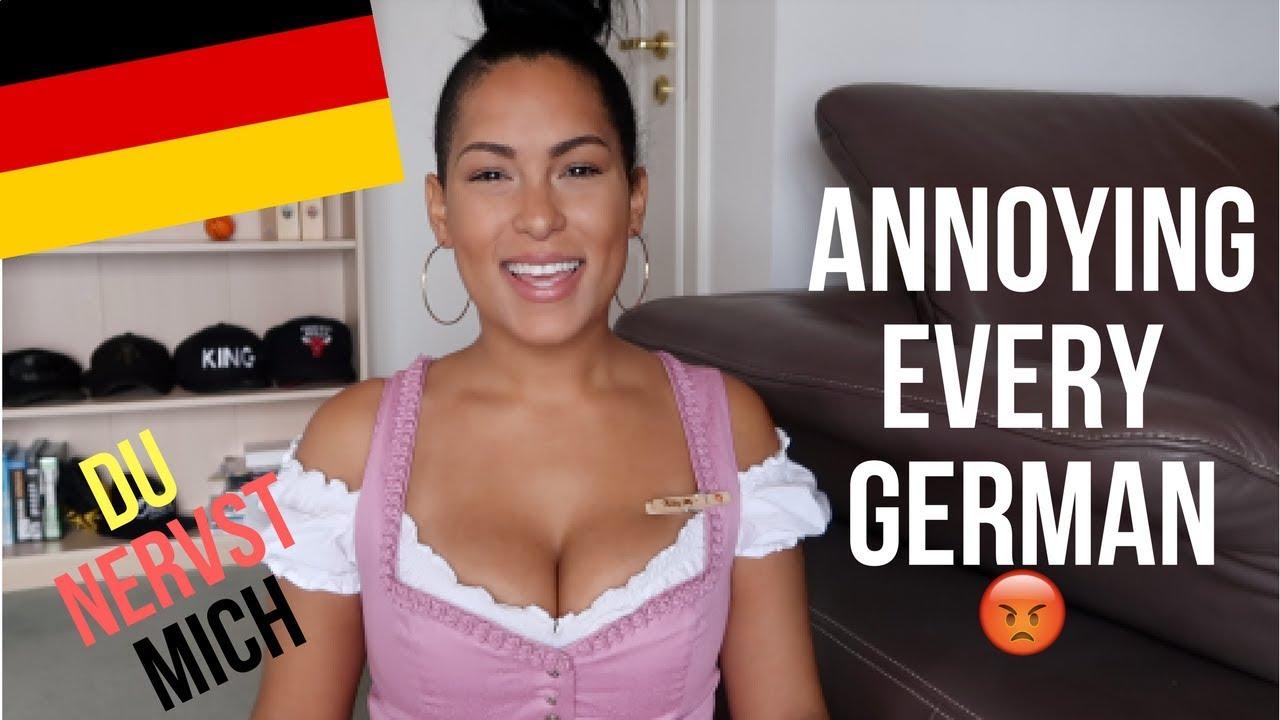 To Bother Deutsch