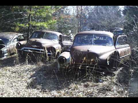 Classic Antique Cars Barn Finds Fredericktown Mo Area Missouri