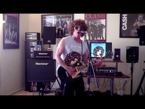 Roll Away The Stone - Mott The Hoople (cover)