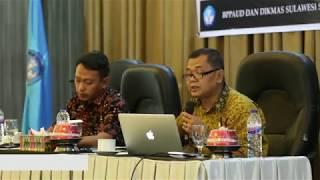 Rakor Kabupaten Kota Tahun 2018