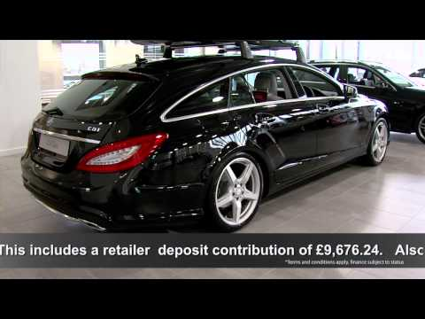 CLS Shooting brake Lookers Mercedes-Benz s - Watch the latest on Mercedes-Benz