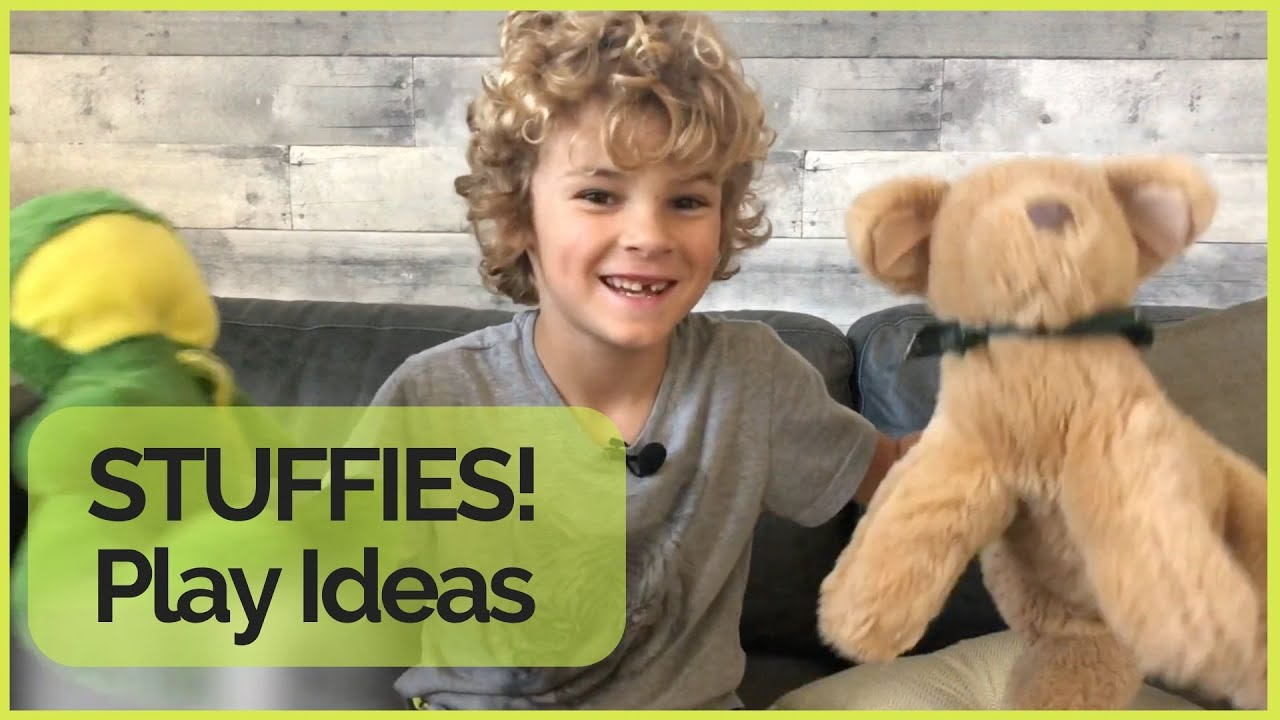 Youtube Stuffed Animals, Stuffies Stuffed Animal Play Ideas For Toddlers Preschoolers And Little Kids Youtube