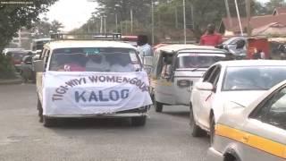 Watu Wanaolipwa Kwa Kulia Matangani, Kisumu