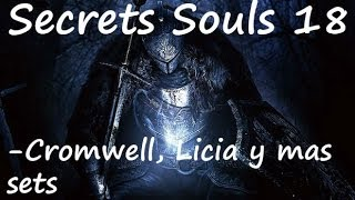 Secret Souls II CAP 18: Cromwell, Licia y mas sets