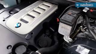 видео Тюнинг БМВ Х5 Е53: замена выхлопной системы и покраска