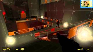 Half-Life 2: Episode Two: Floodworks: Single Player Mod Complete Design Analysis Playthrough