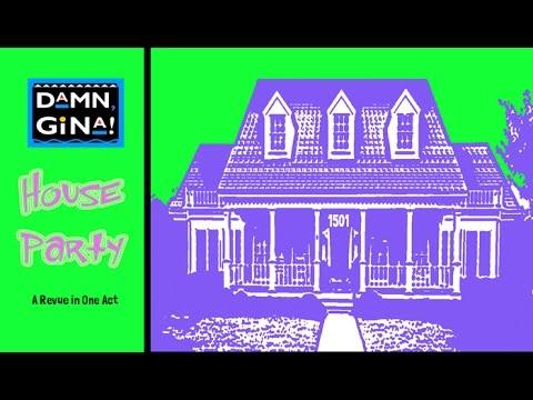 "Damn, Gina! ""House Party"" @ iO Extended!"