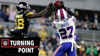 How Tre'Davious White Went Duck Hunting in Week 15 | NFL Turning Point