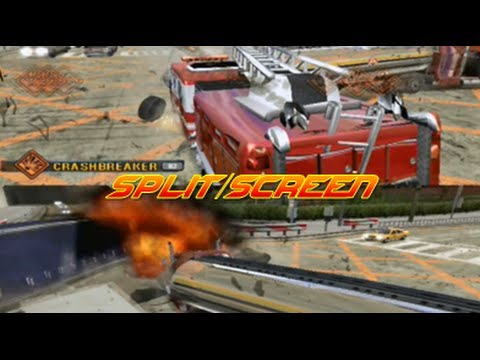 Danger Zone is a worthy successor to Burnout's crash mode